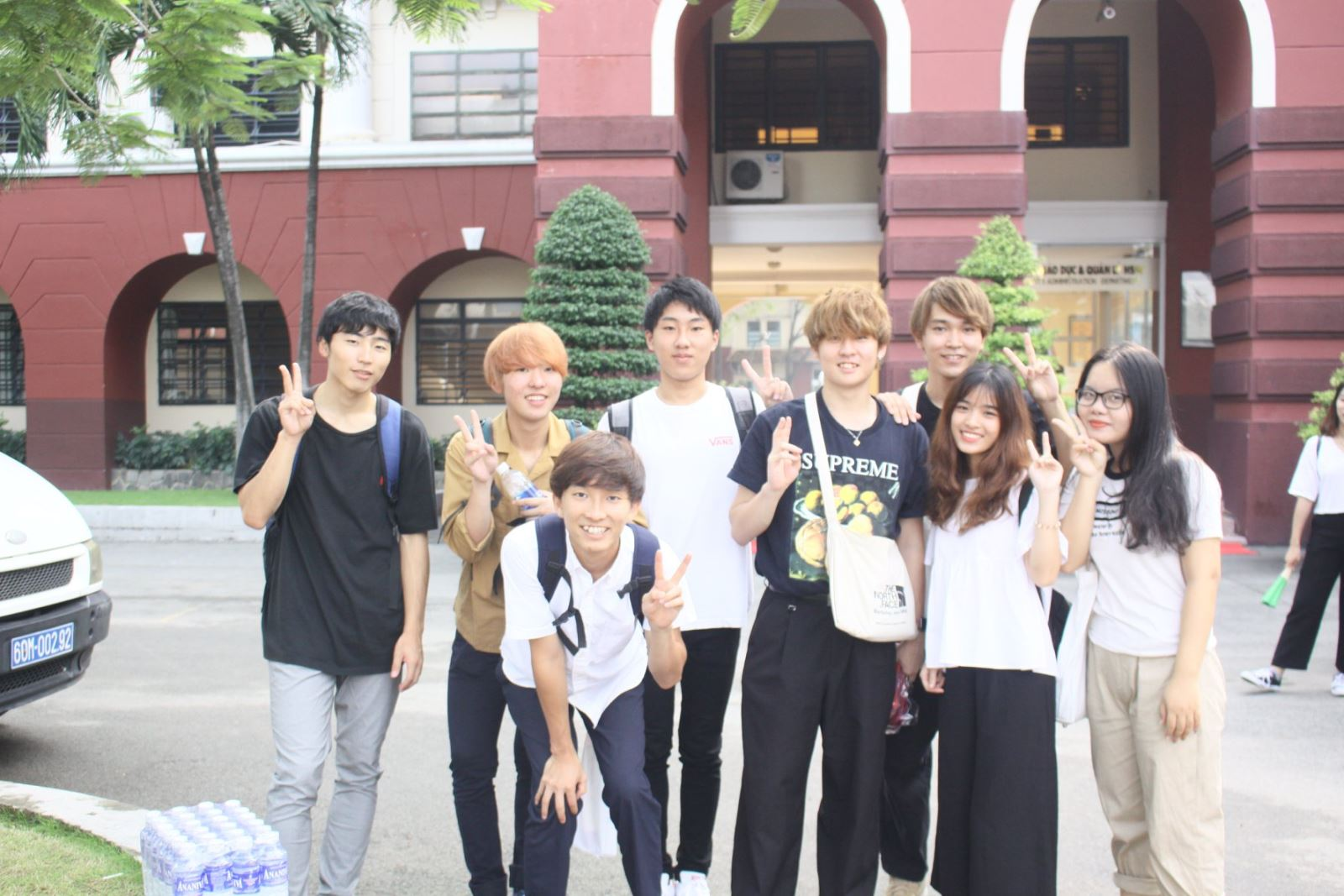 Học viện Y khoa Nihon đến tham quan và giao lưu học hỏi tại Trường Đại học Công nghệ Đồng Nai