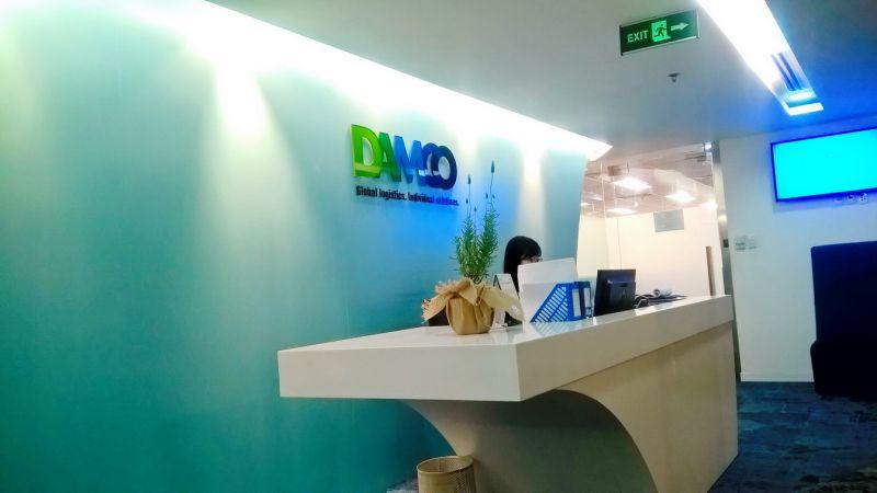 Trụ sở văn phòng DAMCO Việt Nam