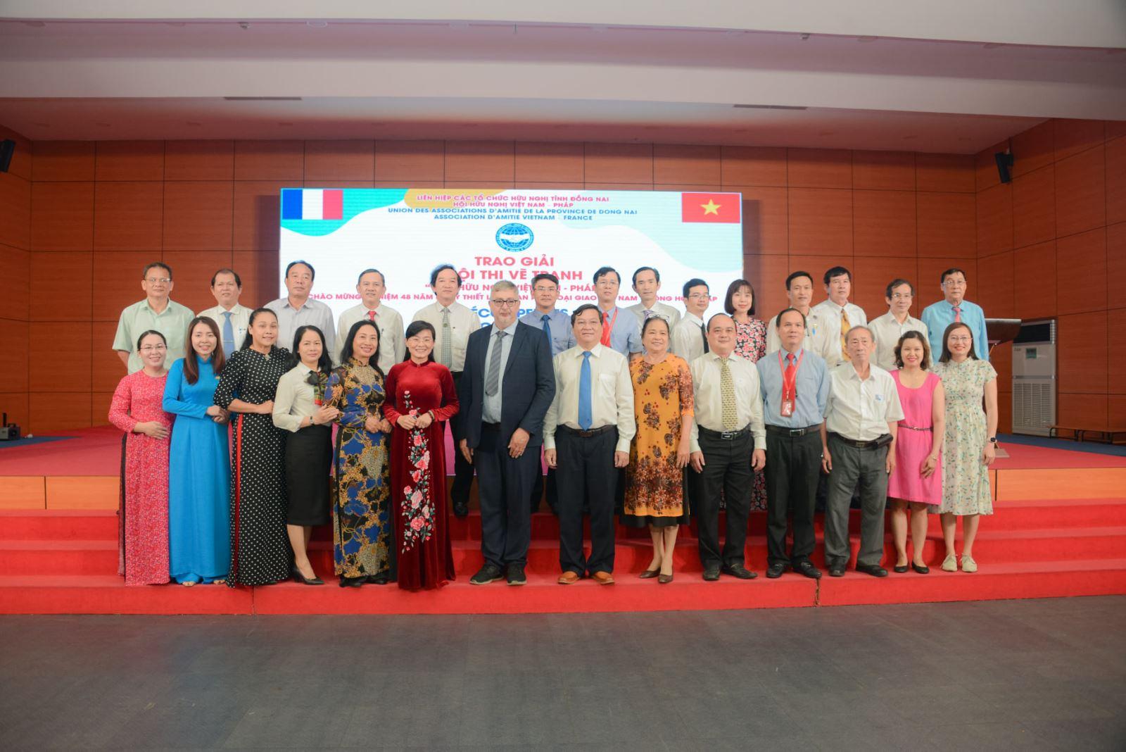 DNTU: Kỷ niệm 48 năm thiết lập ngoại giao Việt Nam - Cộng Hoà Pháp (1973 - 2021)