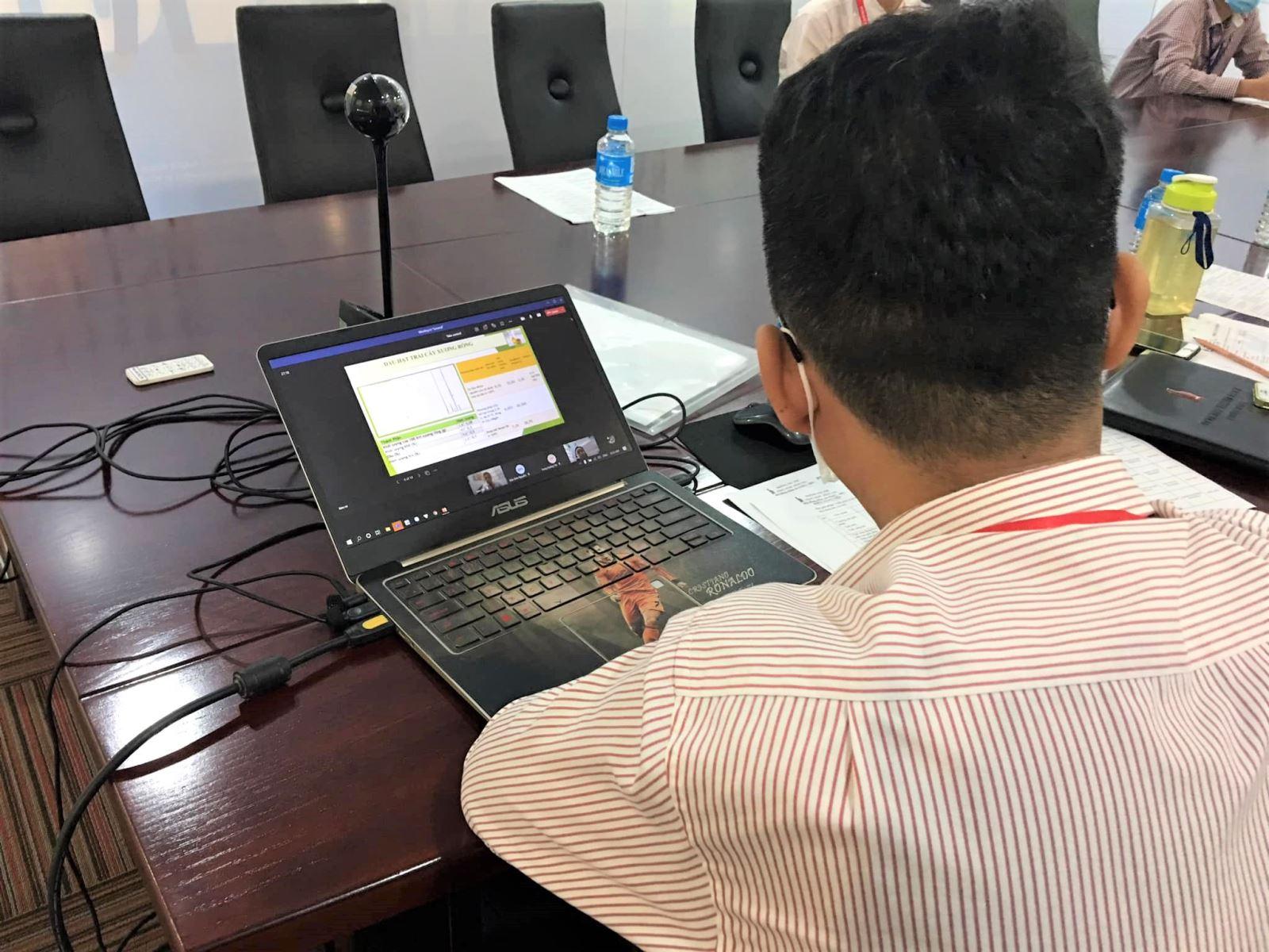 Kết quả cuộc thi Sáng tạo kỹ thuật DNTU 2021