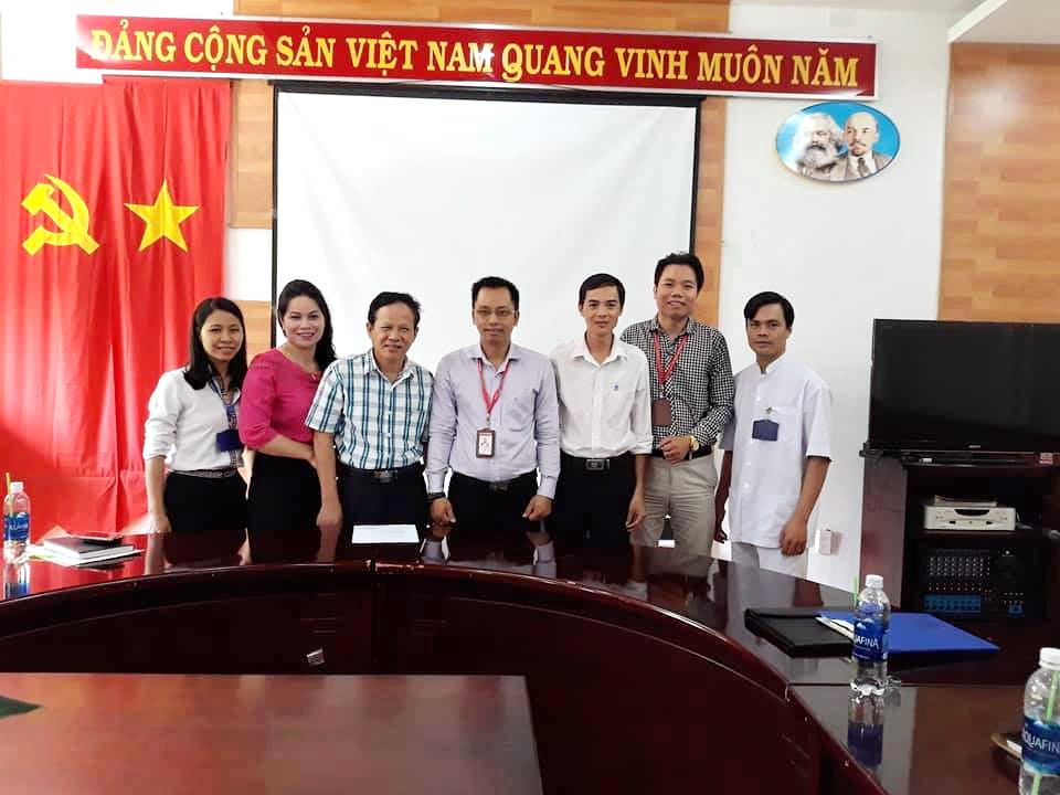 DNTU hợp tác đào tạo với Viện Pháp y