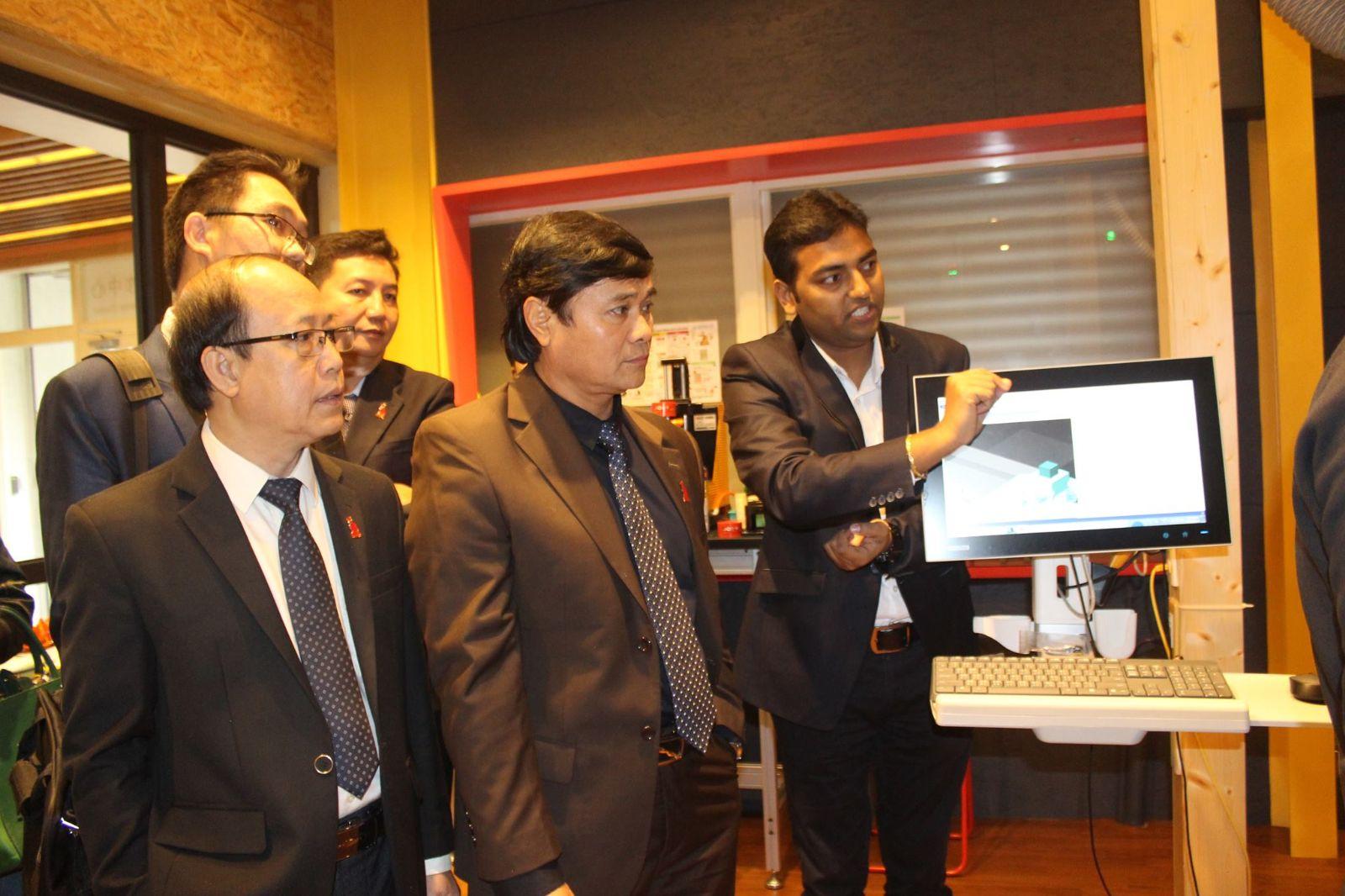 Triển khai chương trình hợp tác tại các Trường Đại học Đài Loan