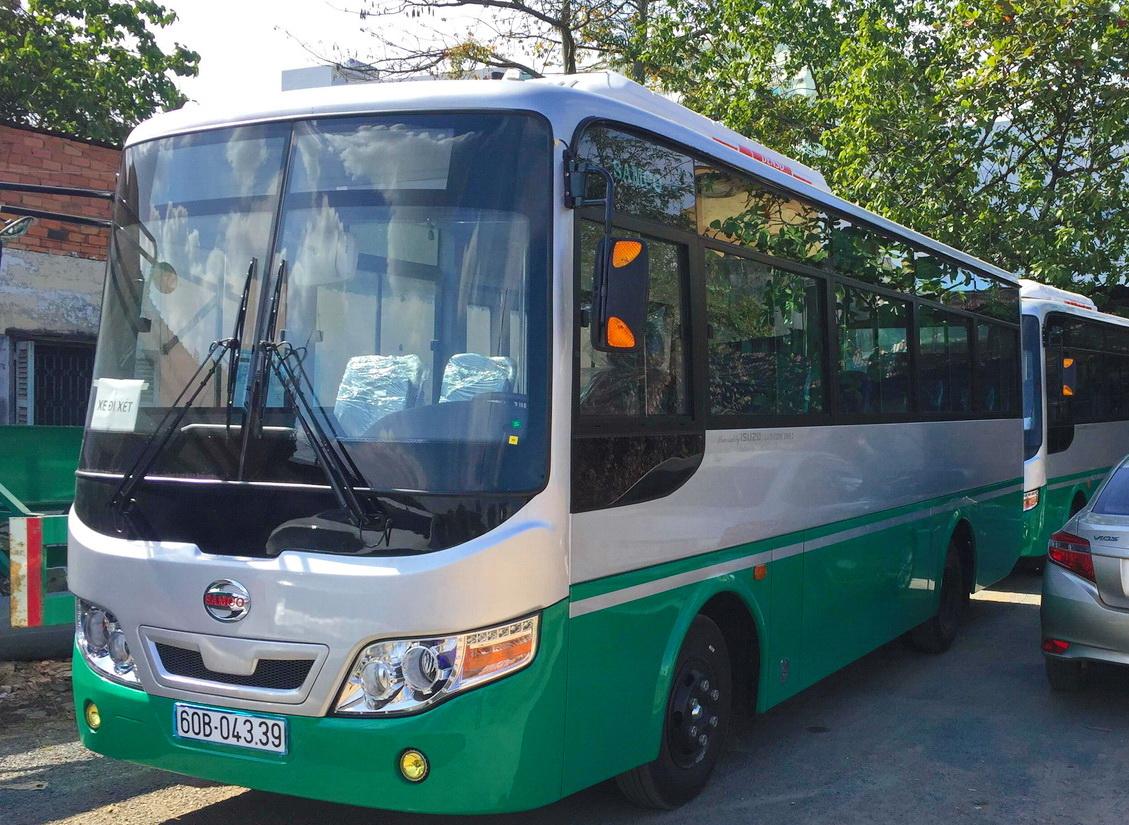 Ngày 15-1 chạy tuyến xe buýt số 1 DNTU ngã tư Vũng Tàu