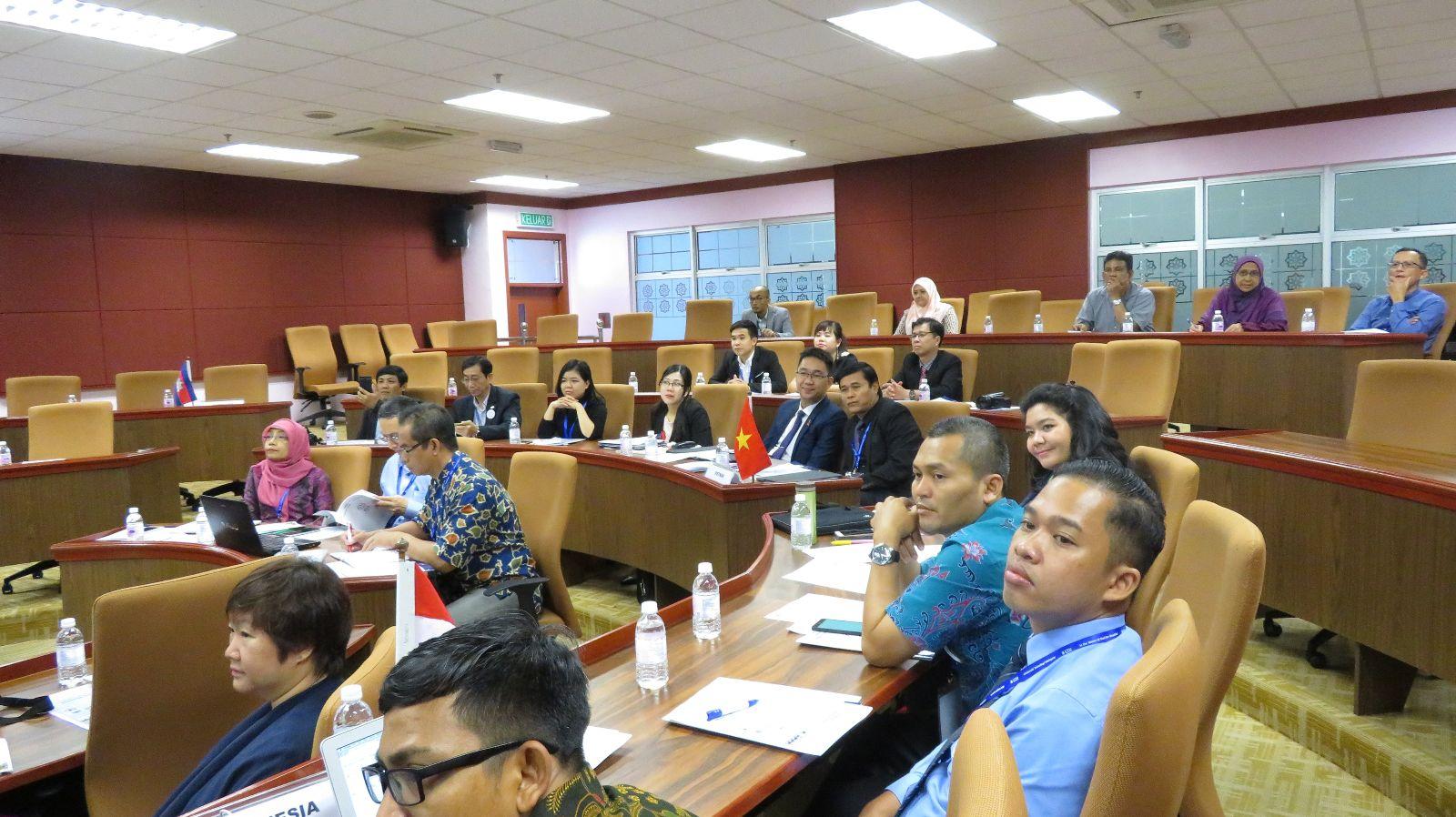DNTU tham gia cuộc họp thường niên P2A lần thứ 7 và Đại hội lần thứ 2 tại Malaysia