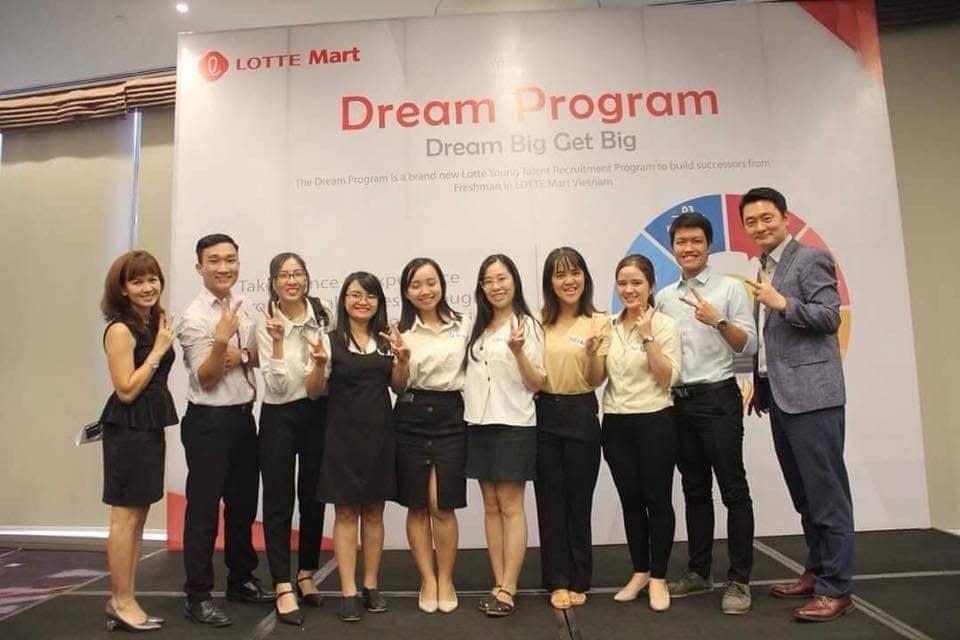 """""""Hành trình để sinh viên DNTU trở thành Management Trainee(MT) tại Lottemart VietNam"""