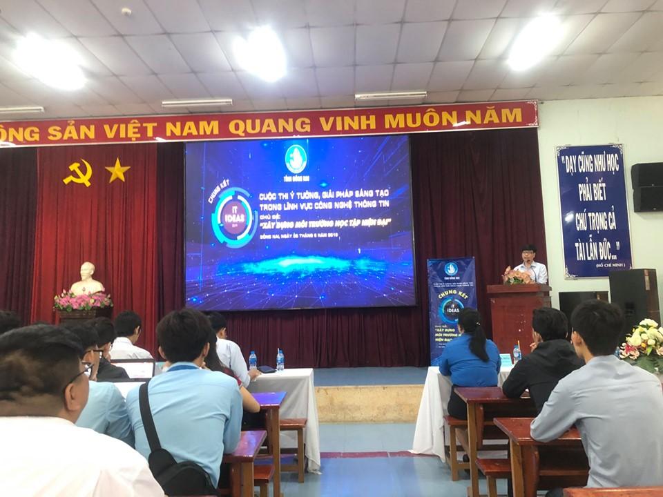 Sinh viên DNTU đạt nhiều giải thưởng trong chung kết