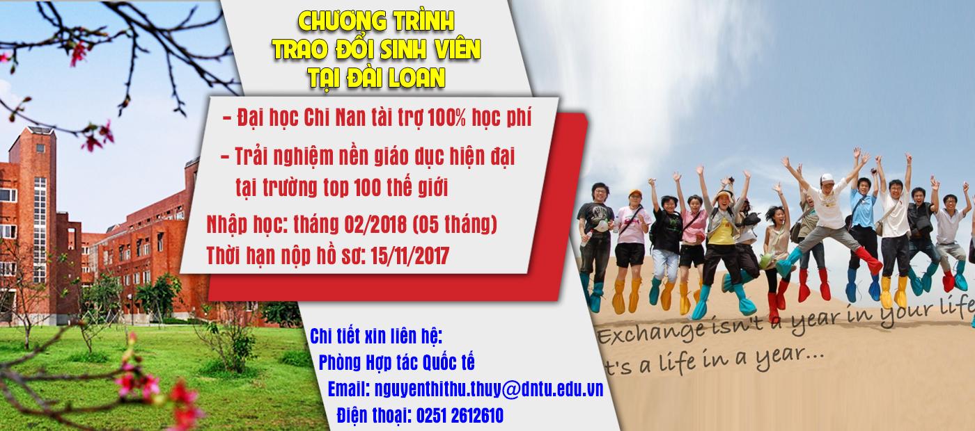 Chinan trường Đại học đẹp nhất Đài Loan