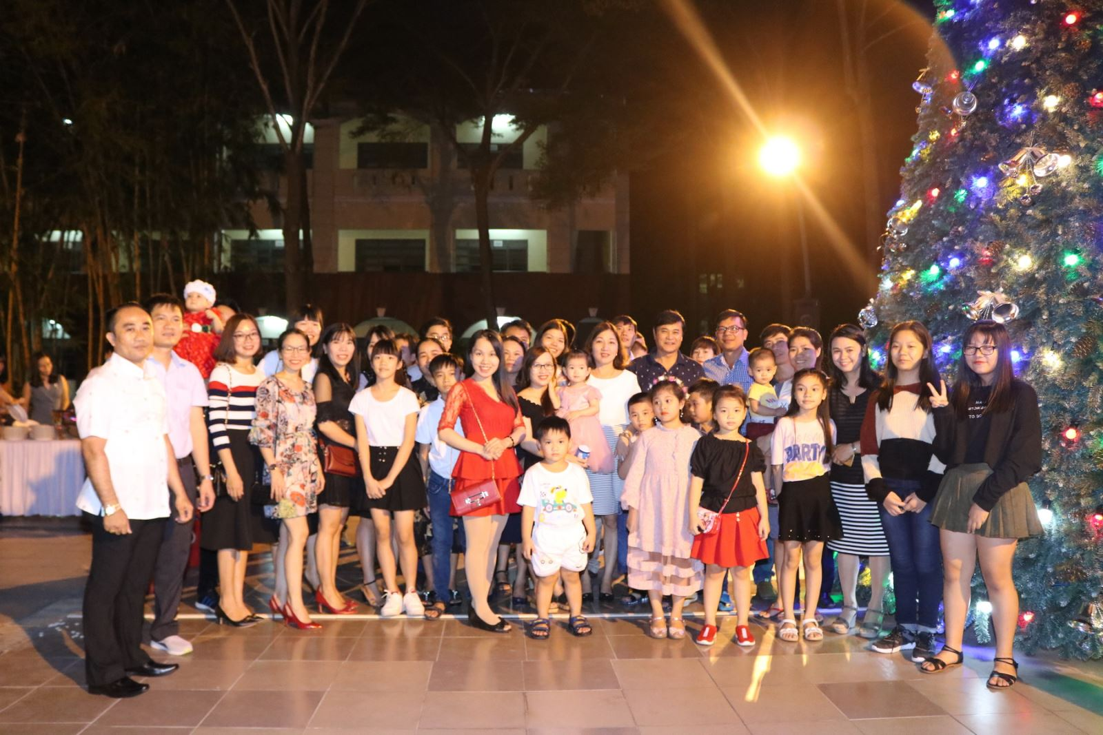 Christmas party 2018 - DNTU