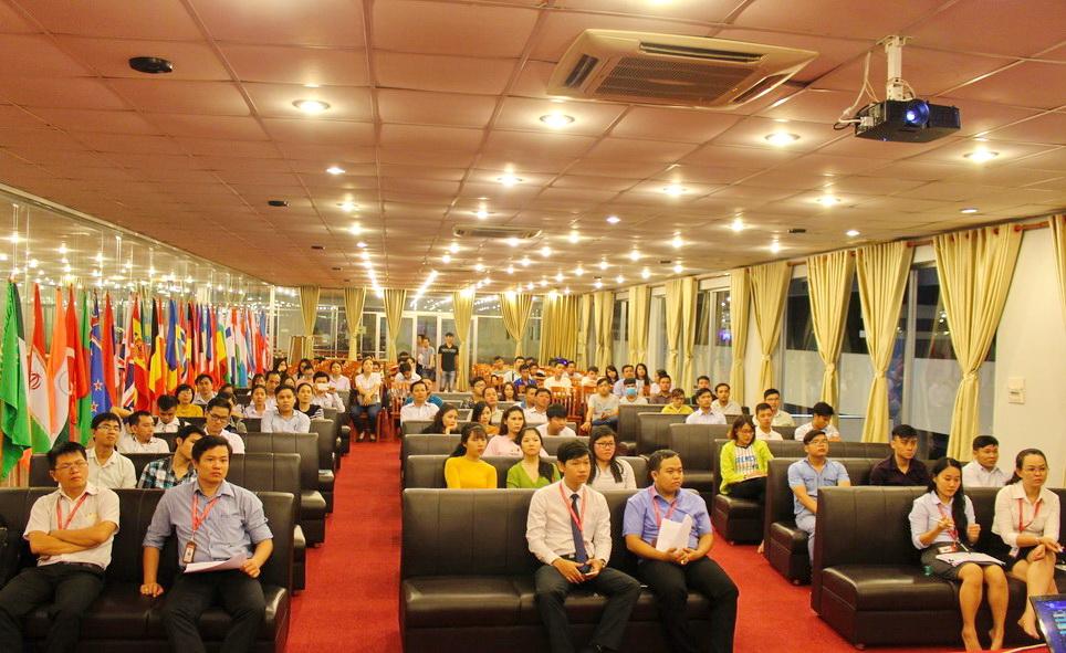 Đại học Công nghệ Đồng Nai khai giảng các lớp liên thông năm 2017