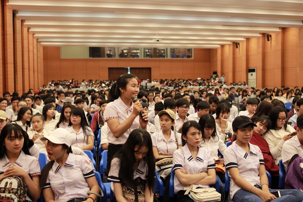 8 điểm mới trong dự thảo tuyển sinh đại học 2018 vừa được Bộ Giáo dục công bố