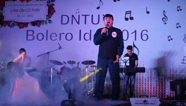 Một số hình ảnh về đêm chung kết Bolero Idol lần đầu tiên ở công trình mới