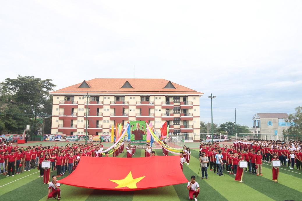 Sôi động với các bộ môn tại thi đấu tại Đại hội thể dục thể thao DNTU lần IV năm 2018