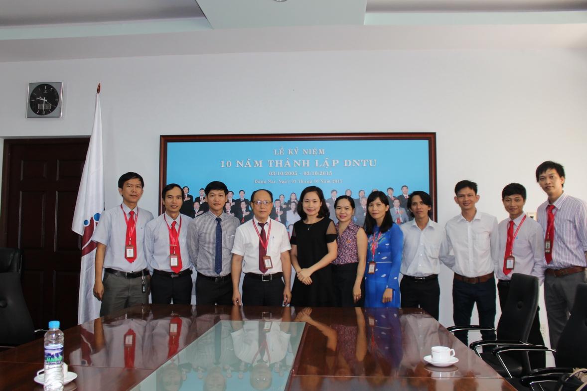 Chính thức mở học viện mạng của Cisco Academy Việt Nam tại DNTU