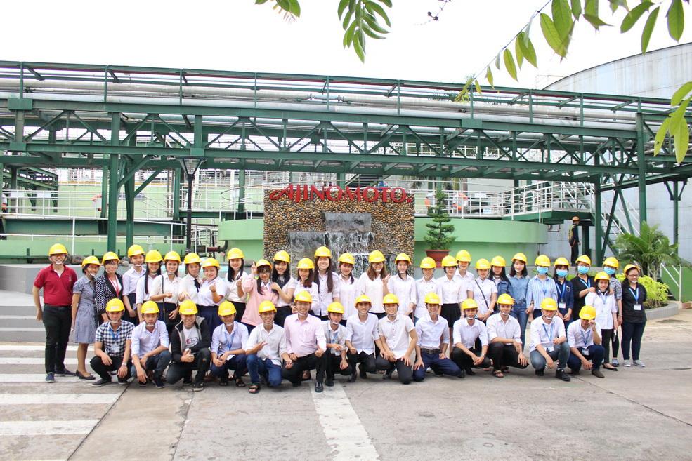 Tổ chức đợt kiến tập cho sinh viên Khóa 2017