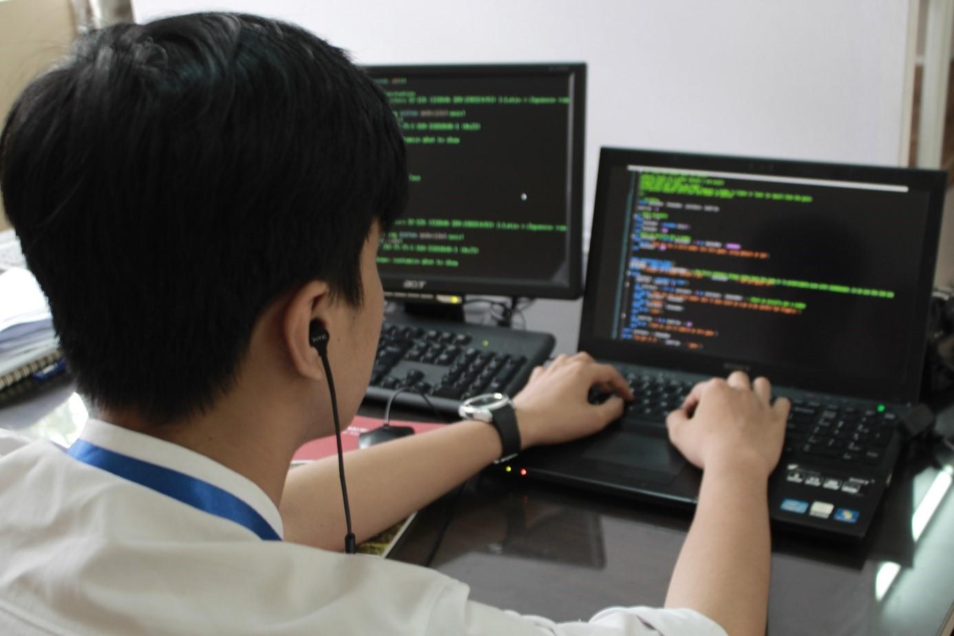 Đón đầu xu hướng nghề nghiệp thời 4.0 với ngành Công nghệ thông tin tại DNTU
