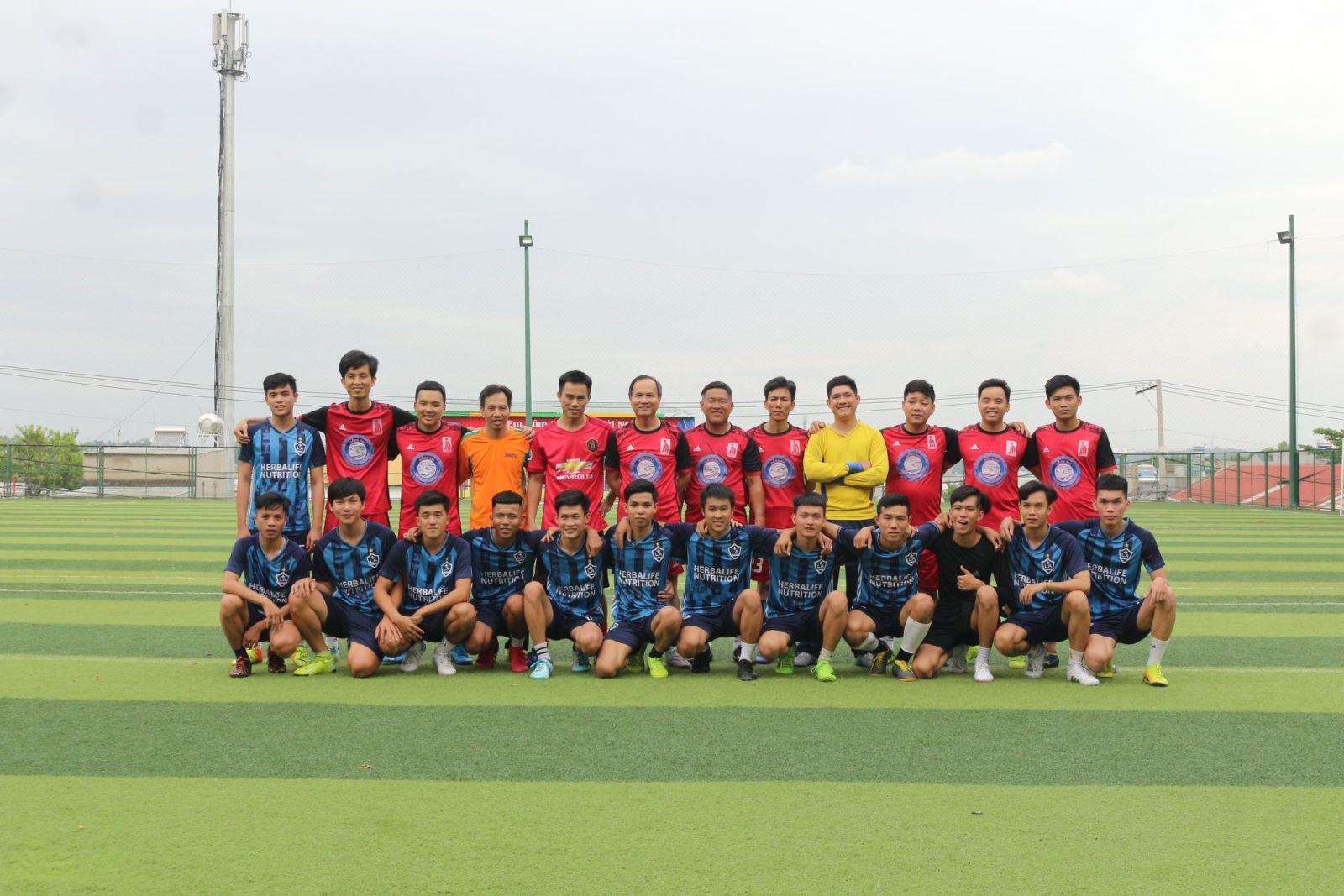 Tổng kết giải vô địch bóng đá 5 người DNTU 2020