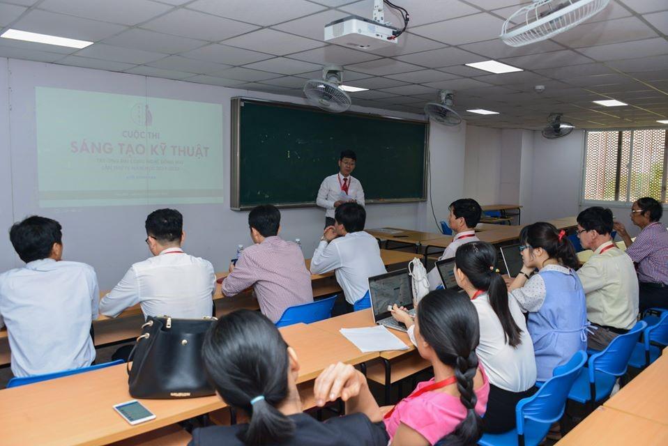 Viện IRAST tổ chức cuộc thi