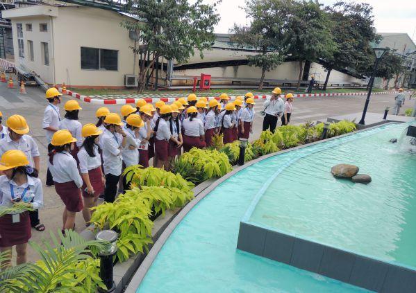 Một vài hình ảnh về trường Đại học Công nghệ Đồng Nai và khu công nghiệp Biên Hòa