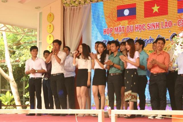 Tết cổ truyền Lào - Campuchia